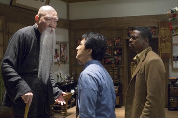 Rush Hour 3, Henry O, Jackie Chan, Chris Tucker